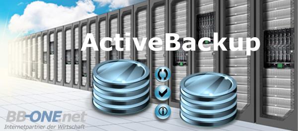 Webinar zum Thema ActiveBackup - die Alternative zur Standard Datensicherung für Server