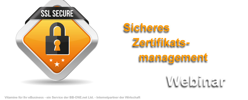 SSL TLS Server Zertifikatsmanagement