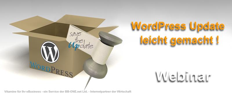 WordPress-Updates ohne Probleme durchführen