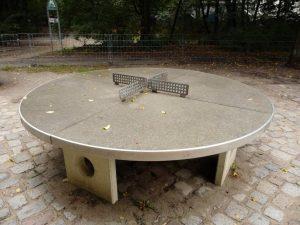 4-fach-Tischtennis