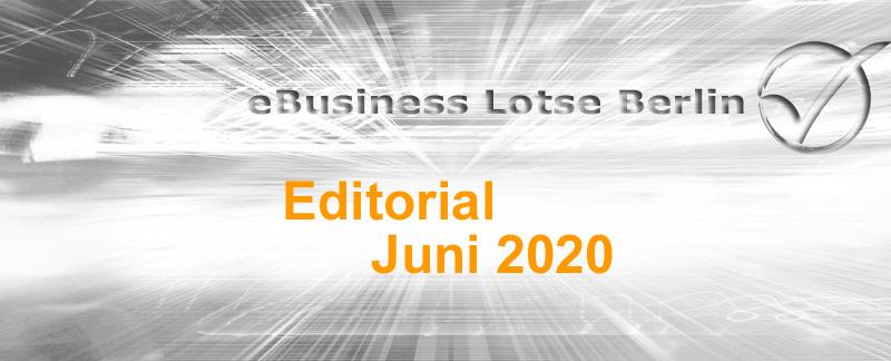 Editorial Juni 2020 digitale Souveränität, Datencloud DropIn, Zertifikate