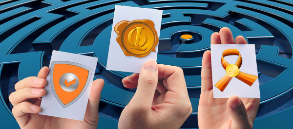 Zertifikate (Certs), Siegel, Zeugnisse zur Qualitätssicherung bei Websites