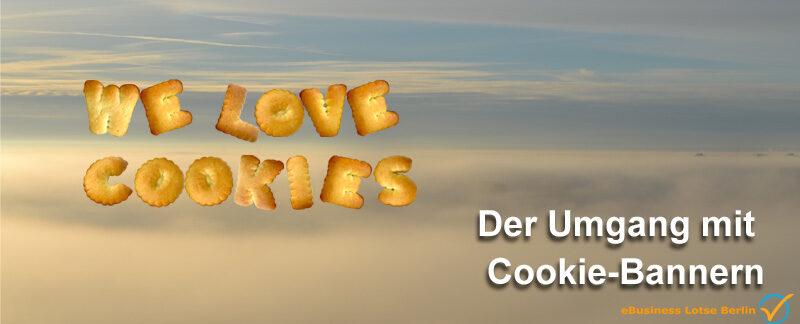 Cookies und Cookie-Banner