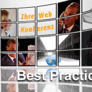 """Best Practice Webkonferenz-Lösung """"MeetingRoom"""""""