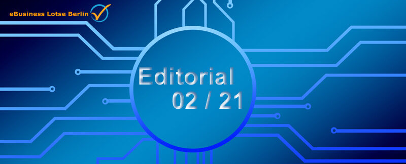 Editorial Februar 2021