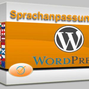 Lokalisierung von WordPress-